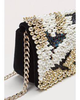 Chain Bead Bag