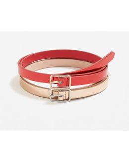Skinny Belt Pack