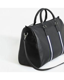 Pebbled Weekend Bag