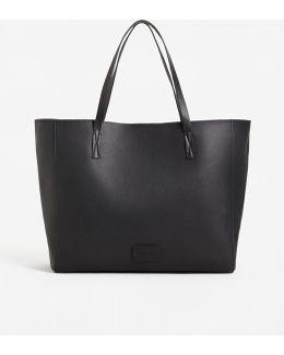 Pebbled Shopper Bag