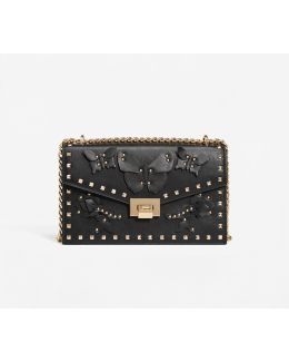 Studded Chain Bag