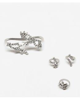 Bracelet Ring Set