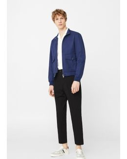Pocket Cotton Jacket