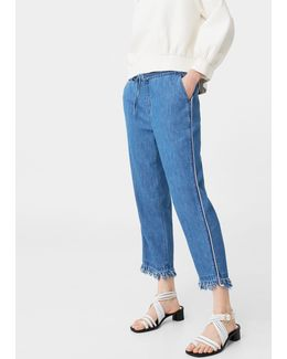 Jeans Relaxed Sporty