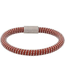 Brown Twister Band Bracelet