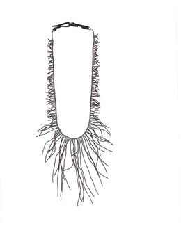 Ematite Long Branch Necklace