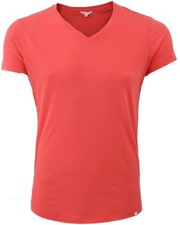 Ob V-neck T-shirt