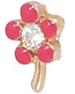 Tiny Flower Stud