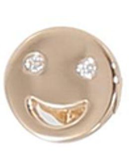 Happy Face Stud