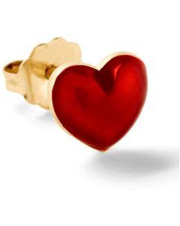 Heart Stud