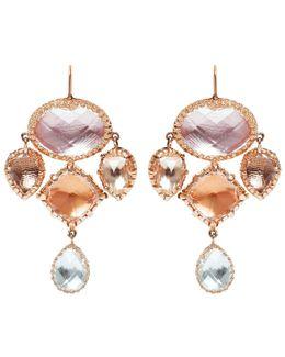 Sadie Girandole Earrings