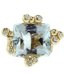 Parrocchino Natural Topaz Ring