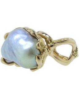 Reticolo Pearl Ring