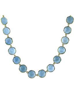 Fine Aquamarine Necklace