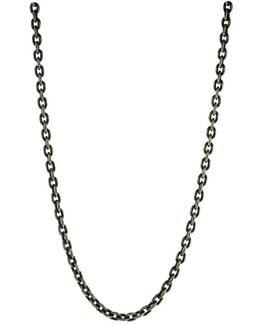 Silver Link Dagger Chain