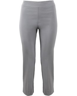 Milan Pull-on Cropped Pant