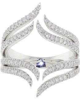 Sarah Leah Diamond Ring