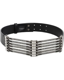 Dedale Crystal Waist Belt