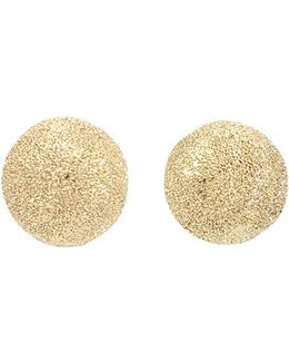 Mirador Small Sparkly Gold Earrings