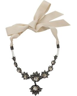 Blanche Short Necklace