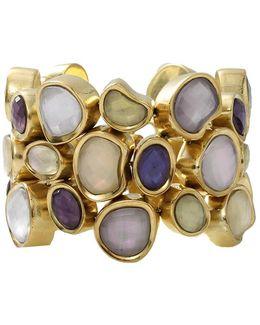 Stone Fill Pebble Bracelet