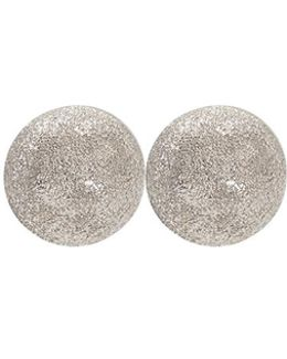 Medium Sparkly Ball Earrings