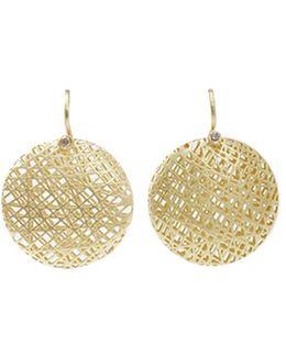 Medium Lace Earrings