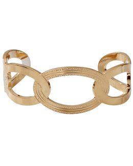 Elizabeth Circle Cuff Bracelet