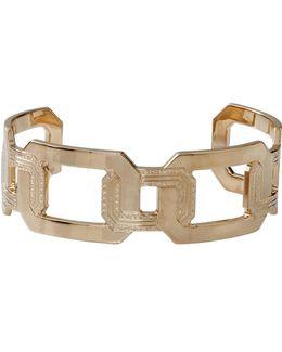 Elizabeth Square Cuff Bracelet