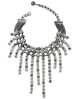 Kristin Fringe Necklace