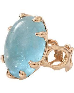 Aquamarine Chicco Ring