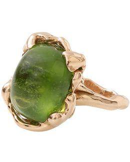 Peridot Chicco Ring
