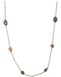 Helen Mini Wrap Necklace