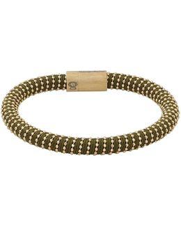 Sage Twister Band Bracelet