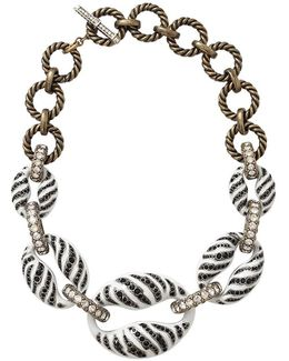 Mina Tiger Chain Necklace
