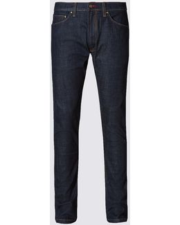Big & Tall Slim Fit Staynewtm Stretch Jeans