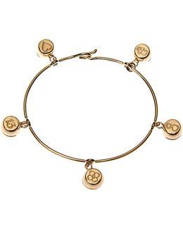 Bells Yellow-gold Bracelet