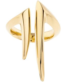 Yellow-gold Split Ring