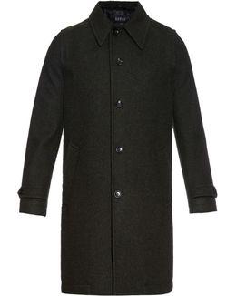 Loden Wool Coat