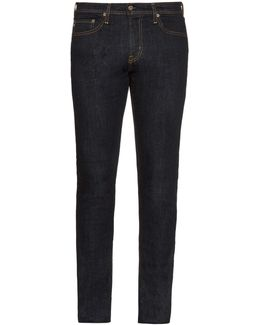 The Stockton Mid-rise Slim-fit Jeans