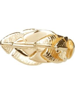 Talitha Gold-plated Ring