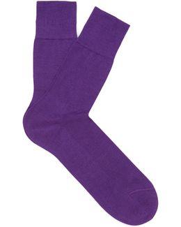 Tiago City Cotton-blend Socks