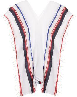 Meron Multi-stripe Cover-up