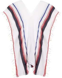 Meron Multi-stripe Cover-up