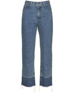 Legion High-rise Slim-leg Jeans
