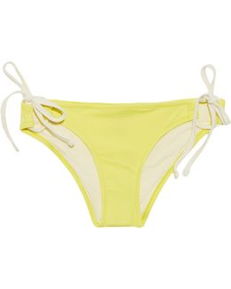 The Lily Tie-side Bikini Briefs