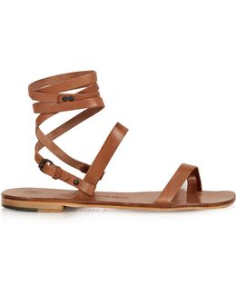 Arno Leather Sandals