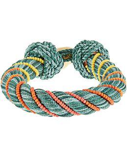 Maya Bead-embellished Bracelet