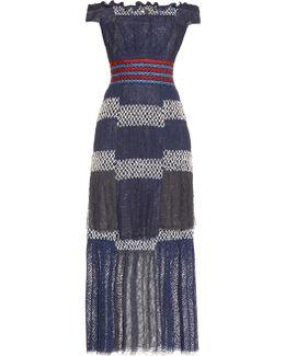 Oxygen Off-the-shoulder Dress