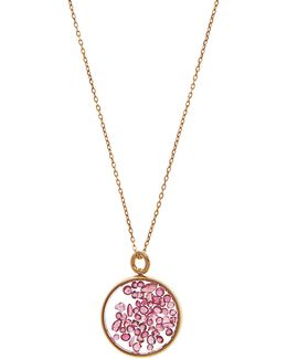 Ruby & Yellow-gold Necklace